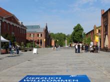 """Campus der TH Wildau wird vor Pfingsten zum öffentlichen """"Lesewohnzimmer"""""""