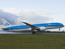 KLM strengthens its links with Scotland