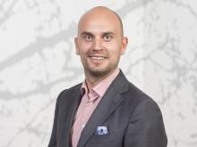 Jens Folkesson ny projektchef på Humlegården Fastigheter
