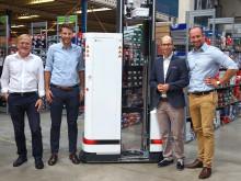 Riesiger Folgeauftrag: FIEGE Logistik ordert Roboterflotte bei Magazino