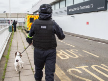 Major joint exercise takes place at Heathrow Airport