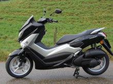 Moped similar to that found by police