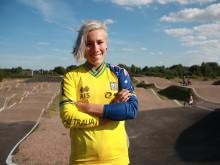 Caroline Buchanan, BMX-sjärna från Australien
