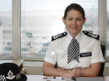 Assistant Commissioner Helen King retires from Met
