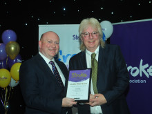 ​Sunderland stroke survivor receives regional recognition