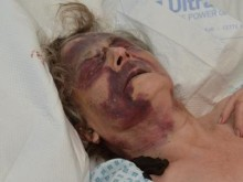 Appeal after 90-yr-old woman attacked in her Brent home