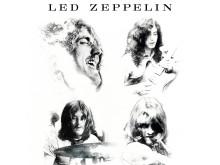 Led Zeppelin gir ut ny utgave av BBC Sessions