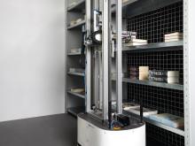 Magazino auf dem Deutschen Logistik-Kongress: Pick-by-Robot als Technologie der Zukunft