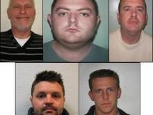 Football fans sentenced following violent disorder