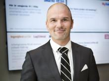 Aarne Aktan, VD på Talentum Sverige