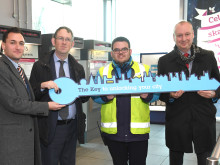 New smart card ticket The Key is launched