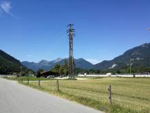 Neues Erdkabel versorgt Unterwössen, Oberwössen und Reit im Winkl – Freileitung wird abgebaut
