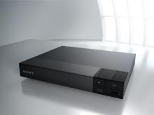 Bättre underhållning med nya Blu-ray Disc™-spelare från Sony
