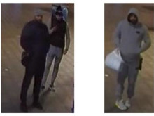 CCTV issued following jewellery robbery, Barking