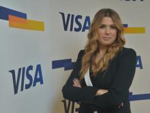 Visa Europe Türkiye Ülke Müdürü Merve Tezel