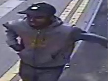 Image of man police wish to trace