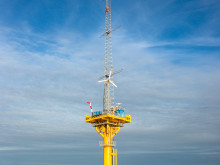 RES Offshore completes exciting new met mast challenge