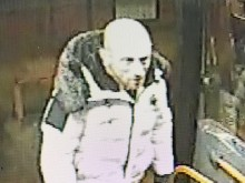 CCTV image issued following rape, Bromley