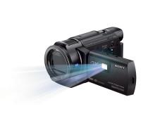 Fang alle livets detaljer i 4K med nyt, kompakt Handycam® fra Sony