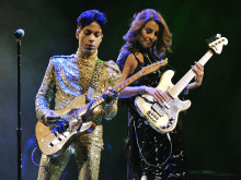 Prince og Ida Nielen