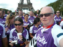 Last chance to sign up for the Bedell Cycle Challenge in aid of the Stroke Association, Jersey