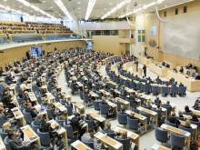Riksdagsdebatt på Stadsbiblioteket: Integration - hur då?
