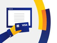 Płać online kartą Visa za rachunki w sieci Play
