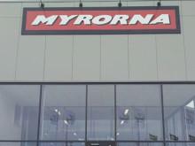 Myrorna öppnar ny butik på Storheden i Luleå.