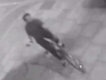 CCTV still of suspect
