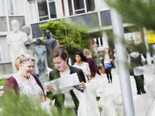 Northumbria opens its doors for new students