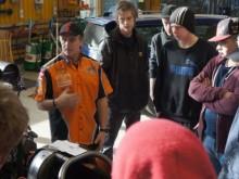 Midland och Team Kågered satsar på utbildning av fordonsgymnasister för fjärde året i följd.