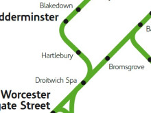 Hartlebury Rail Service is Best in 50 Years