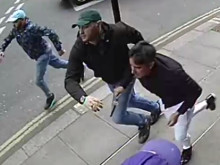 Appeal following robbery in Mayfair
