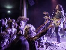 Fribytterdrømme live i Stakladen d. 7. april 2016