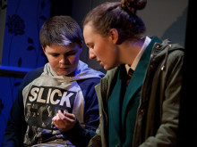 REVIEW: Day of the Flymo rehearsals, Live Theatre