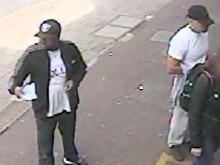 CCTV appeal following robbery in Dagenham