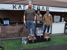 Klarte Trondheims laveste kaffepuls