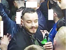 Image of man released after disorder at Crystal Palace v Newcastle