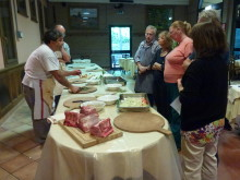 Cooking and Walking in Tuscany