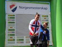 Leivsson og Ager-Wick vinner Norgesmesterskapet i Utfor !