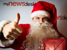 God Jul från PR-tomten