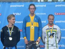 Filip Gustafsson ny svensk mästare i BMX Racing