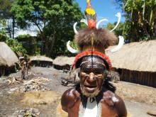 Irian Jaya - Dani Village