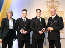 Commissioner's Excellence in Total Policing Awards 2016