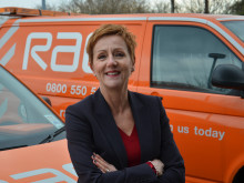 Jenny Powley, sales director for corporate business at RAC Business