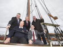 Scotland for sail