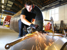 "Virgin Trains' apprentices join ""steam team"""