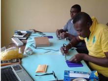 Yrkesutbildningar till Nigeria