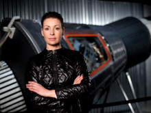 Renata Chlumska inspirerar på Mynewsday 2013