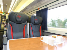 Virgin Trains unveils revamped trains on east coast route